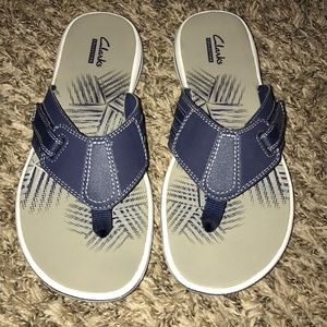 Clark's Cloud Steppers Sandals